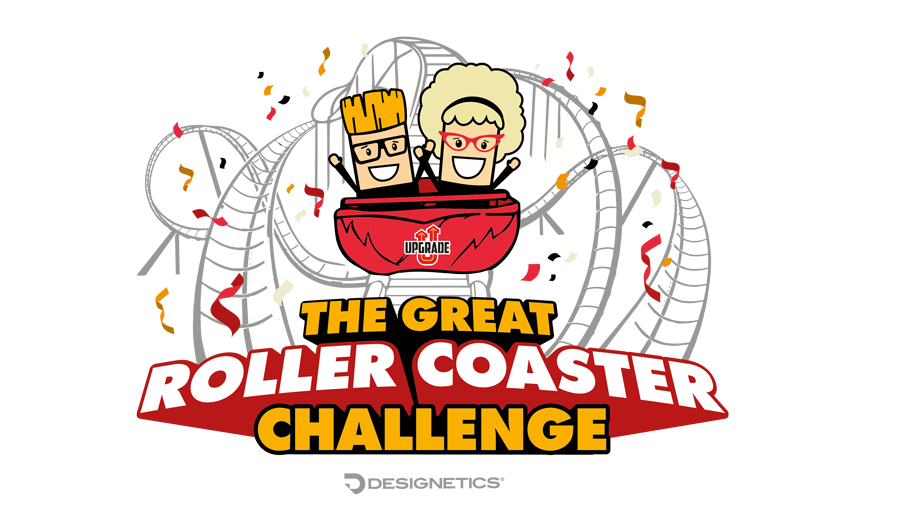 The Great Rollercoaster Challenge