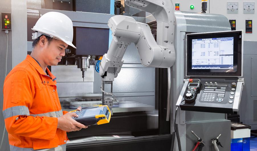robotics in fluid application