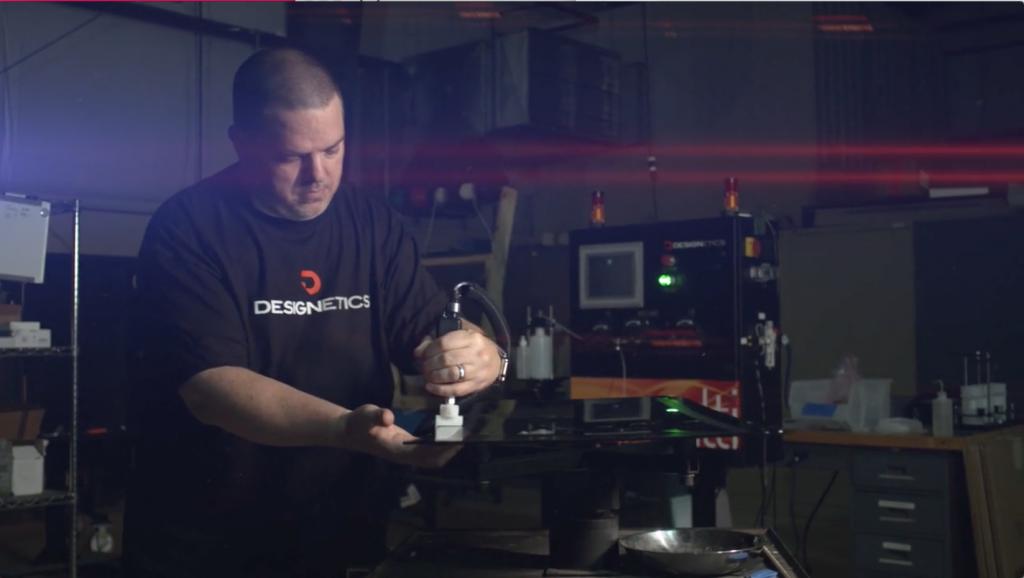fluid applicators at Designetics