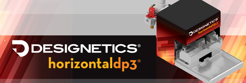 With the Horizontal dp3, fluids are dispensed only where they should be, when they should be.
